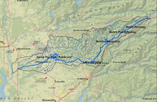 Sierra Streams Institute: Bear River